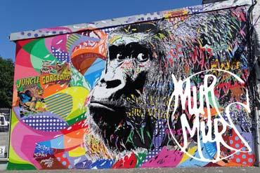 Street Art Trompe L œil Fresques Murales Du Monde Paris